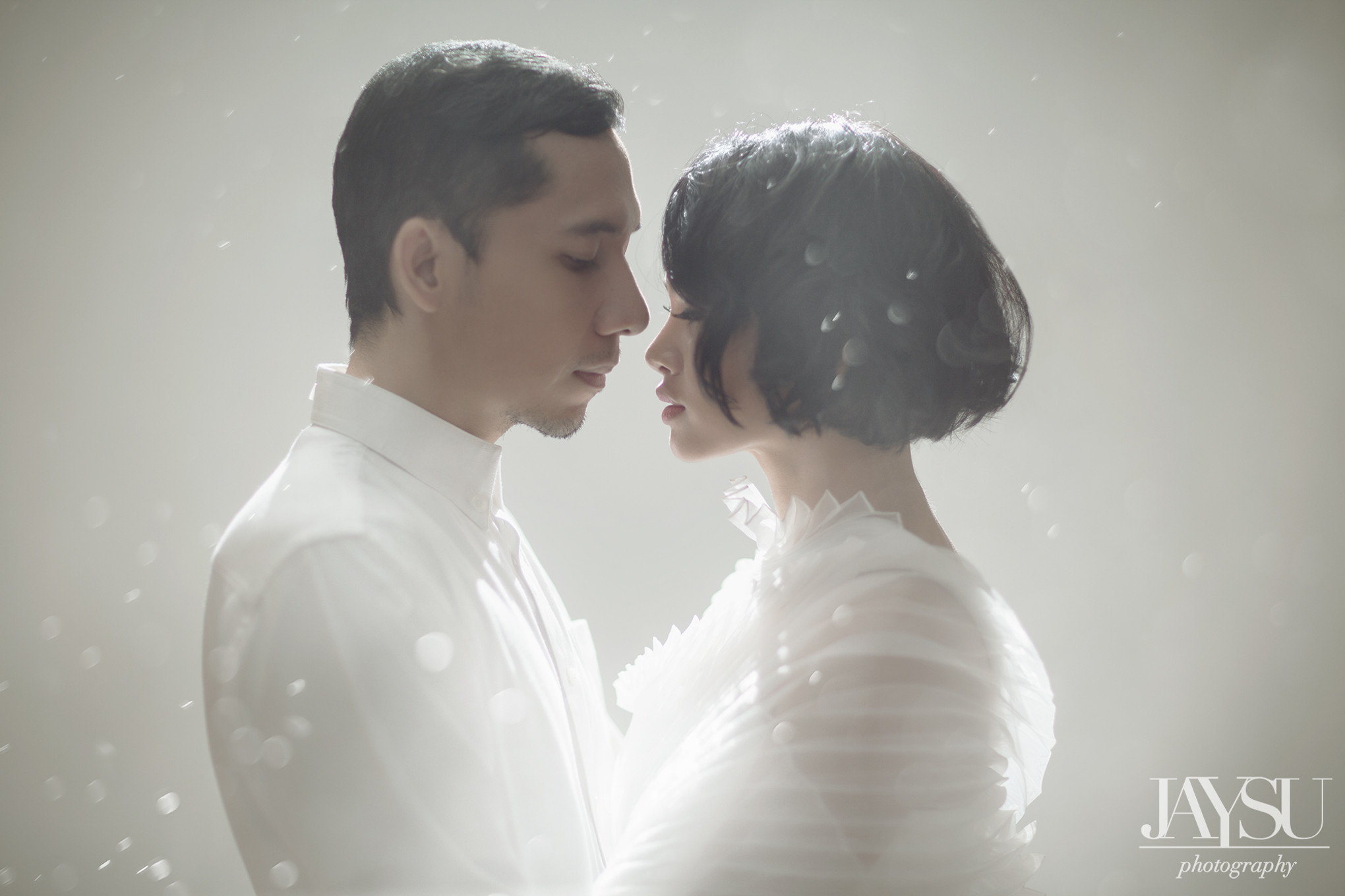 Looking Back at Andien and Ippe's Pre-Wedding Photos