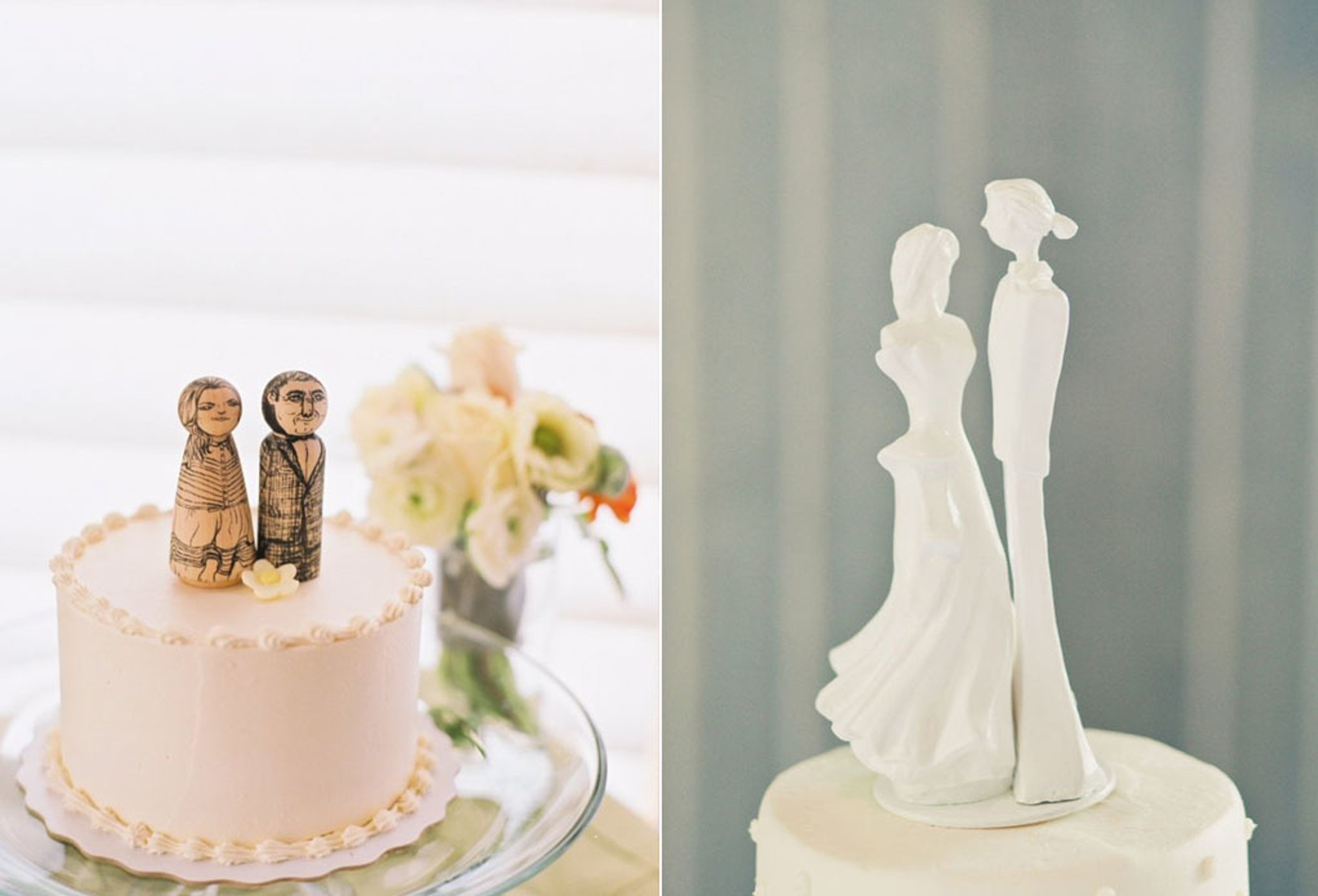 23 delightful cake topper ideas for your wedding
