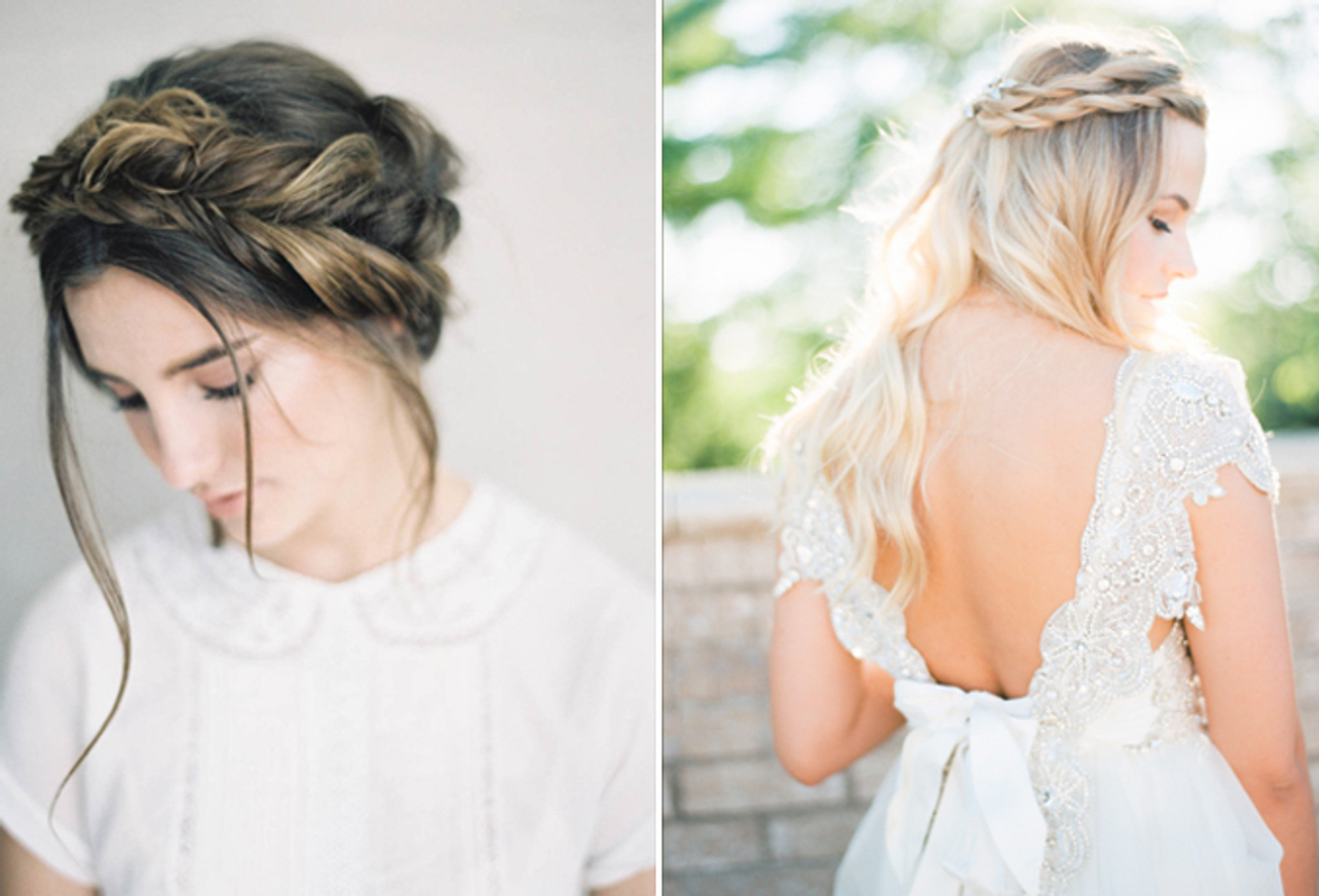 How to Choose the Right Hairstyle for Your Wedding Day ...