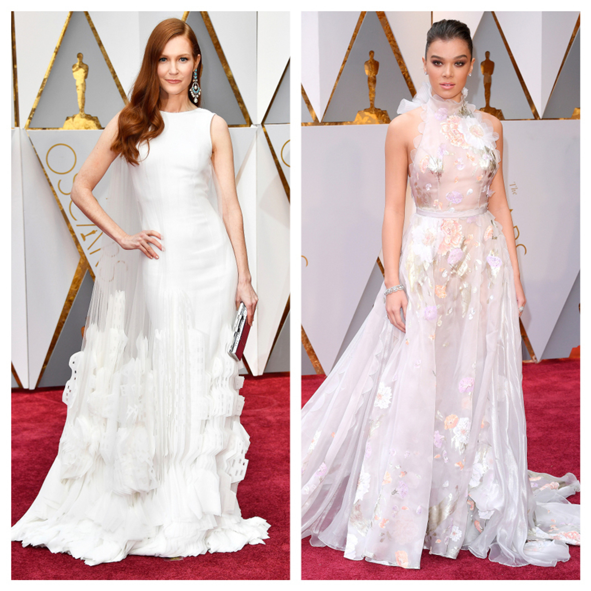 16 Stunning Wedding Ideas From The Oscars 2017 Red Carpet