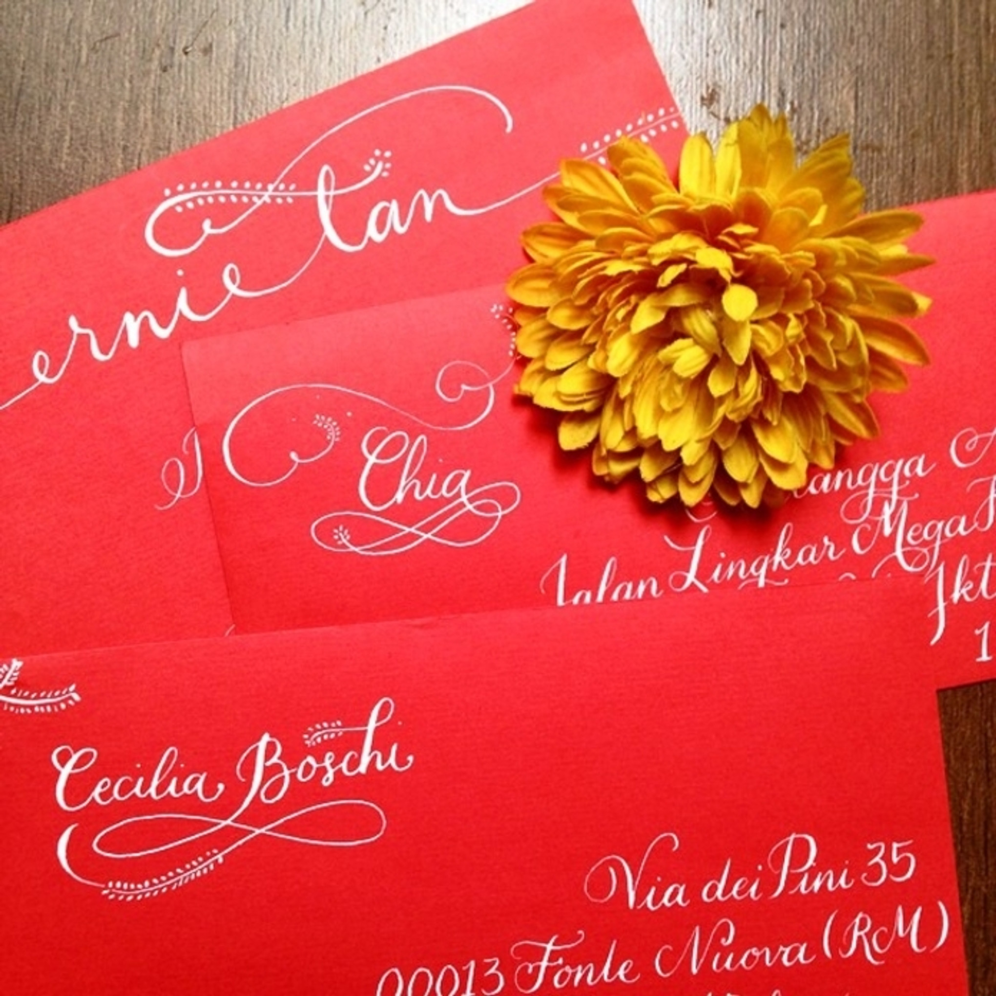 5 Things to Consider about Wedding Calligraphy - Bridestory Blog