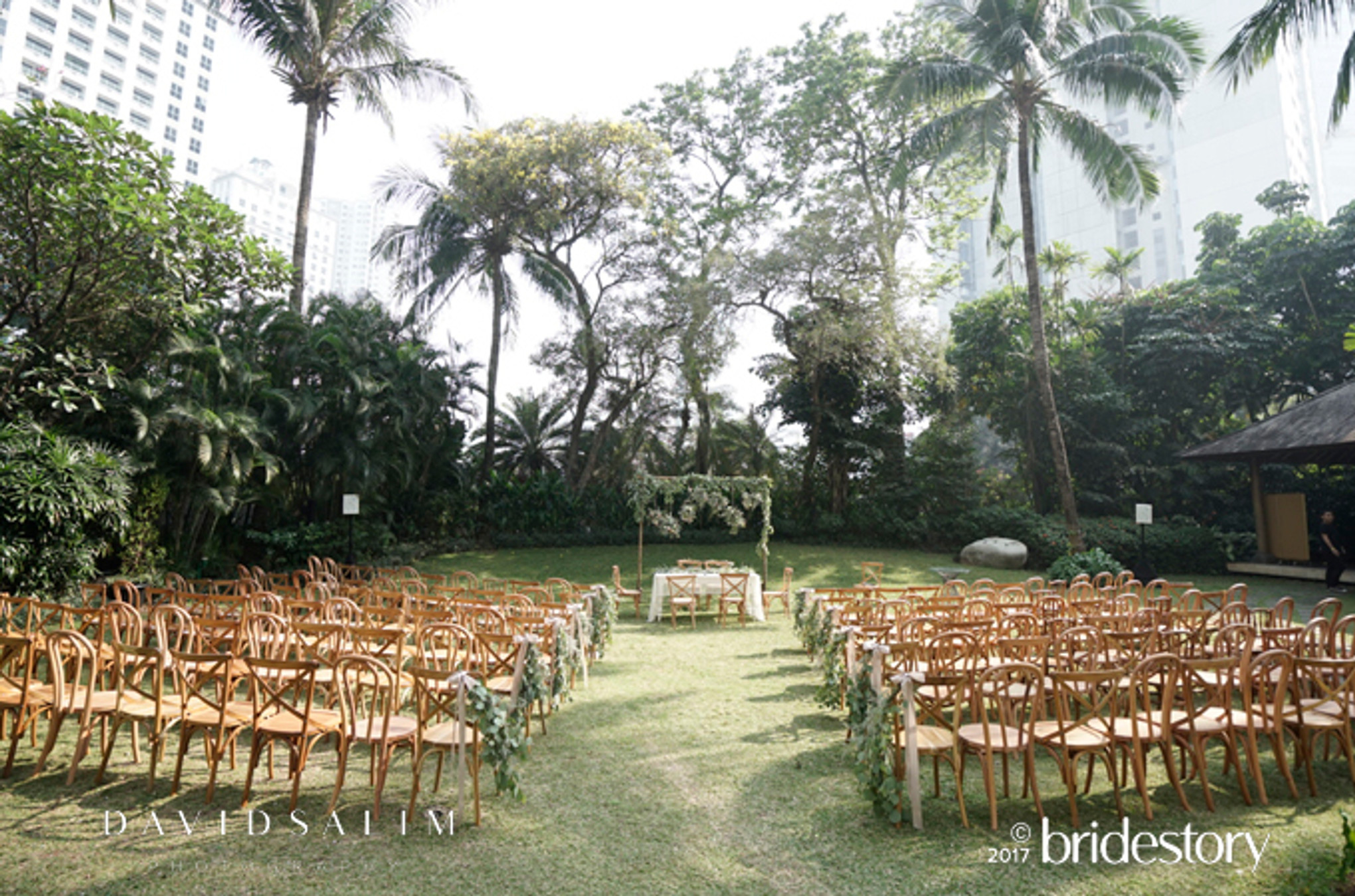 Exclusive! The Wedding of Raisa and Hamish: The Photo Album