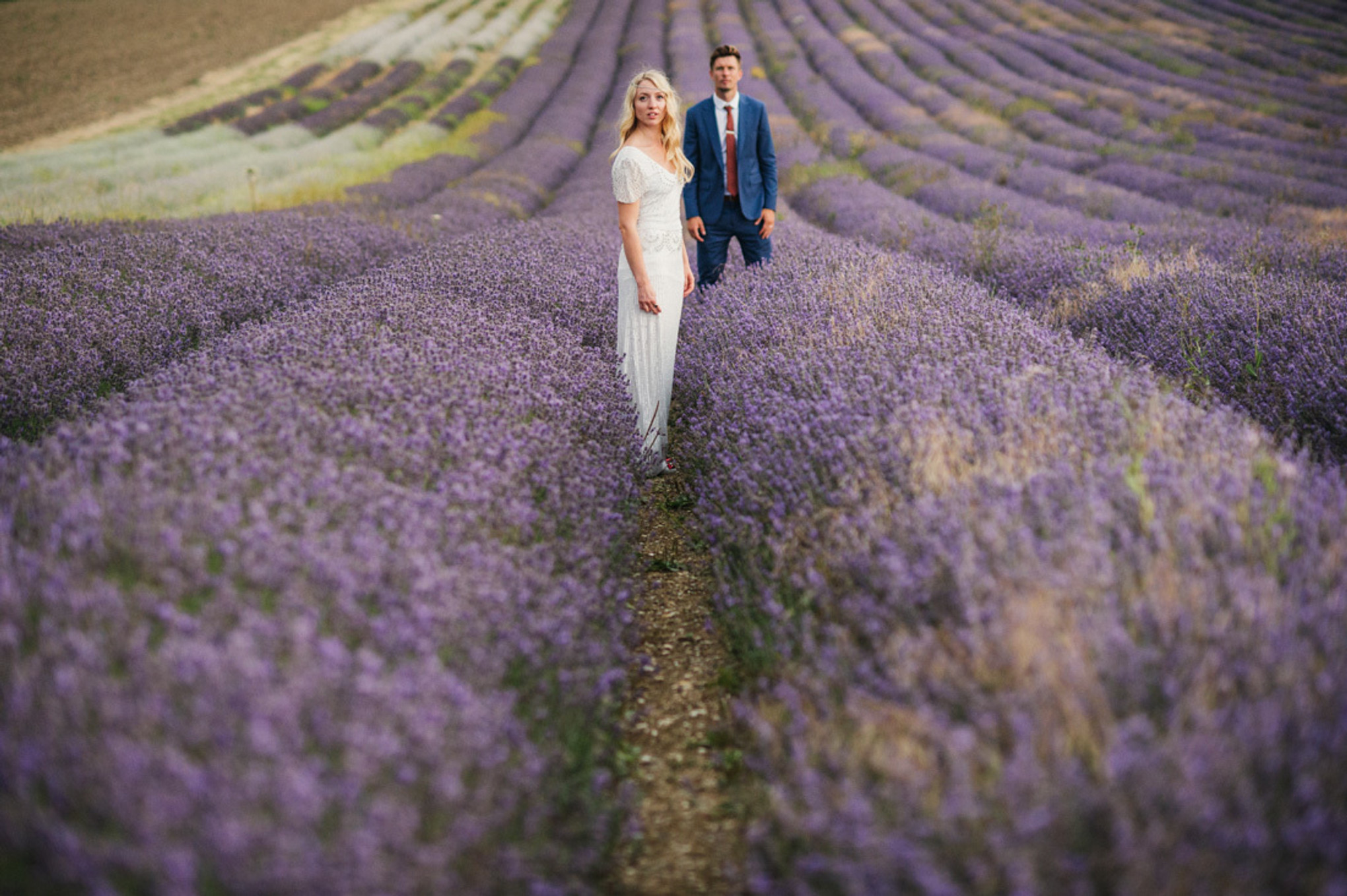 Hitchin Lavender Farm Wedding - Bridestory Blog