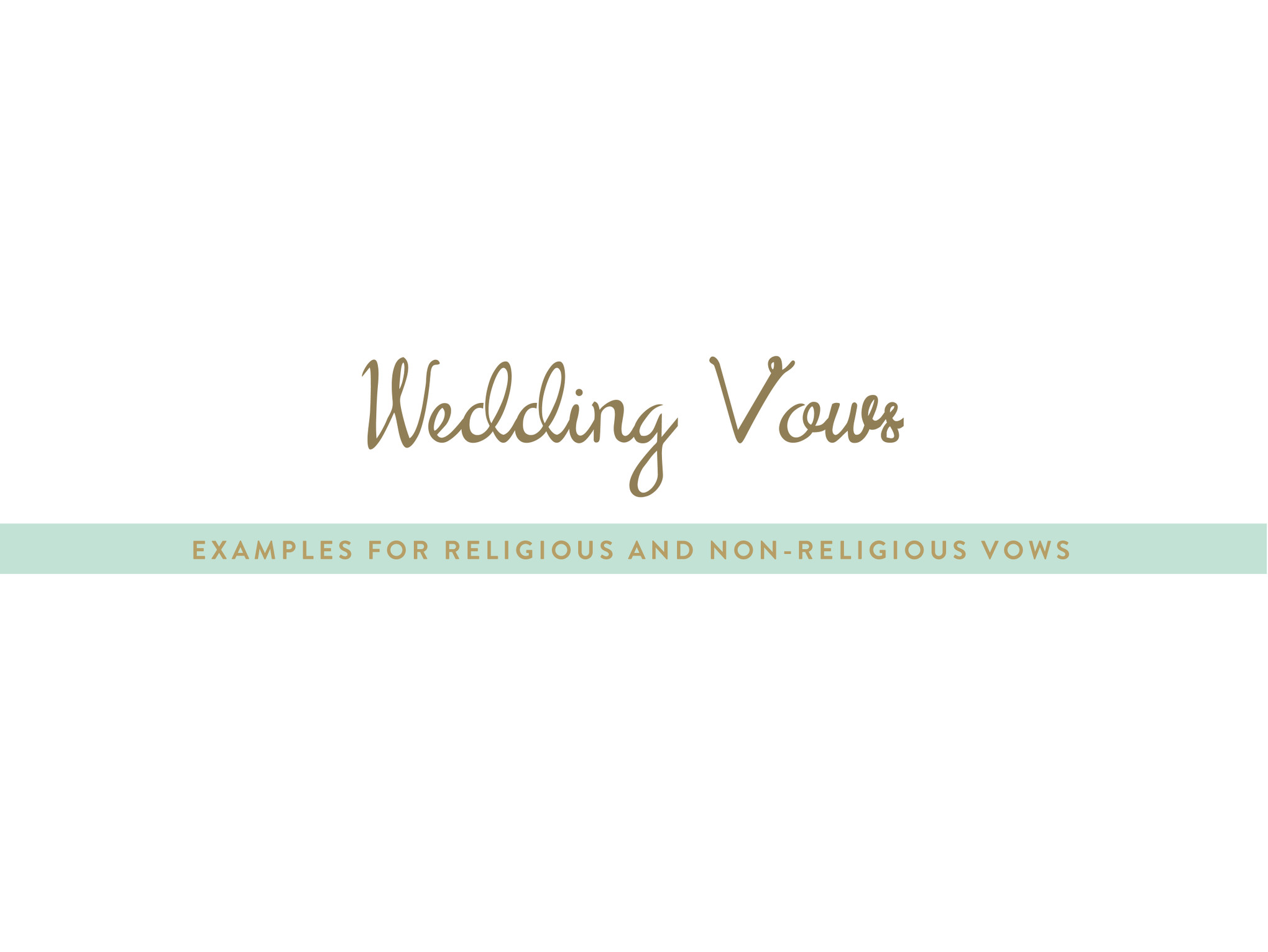 how to write the perfect wedding vows and speeches blog