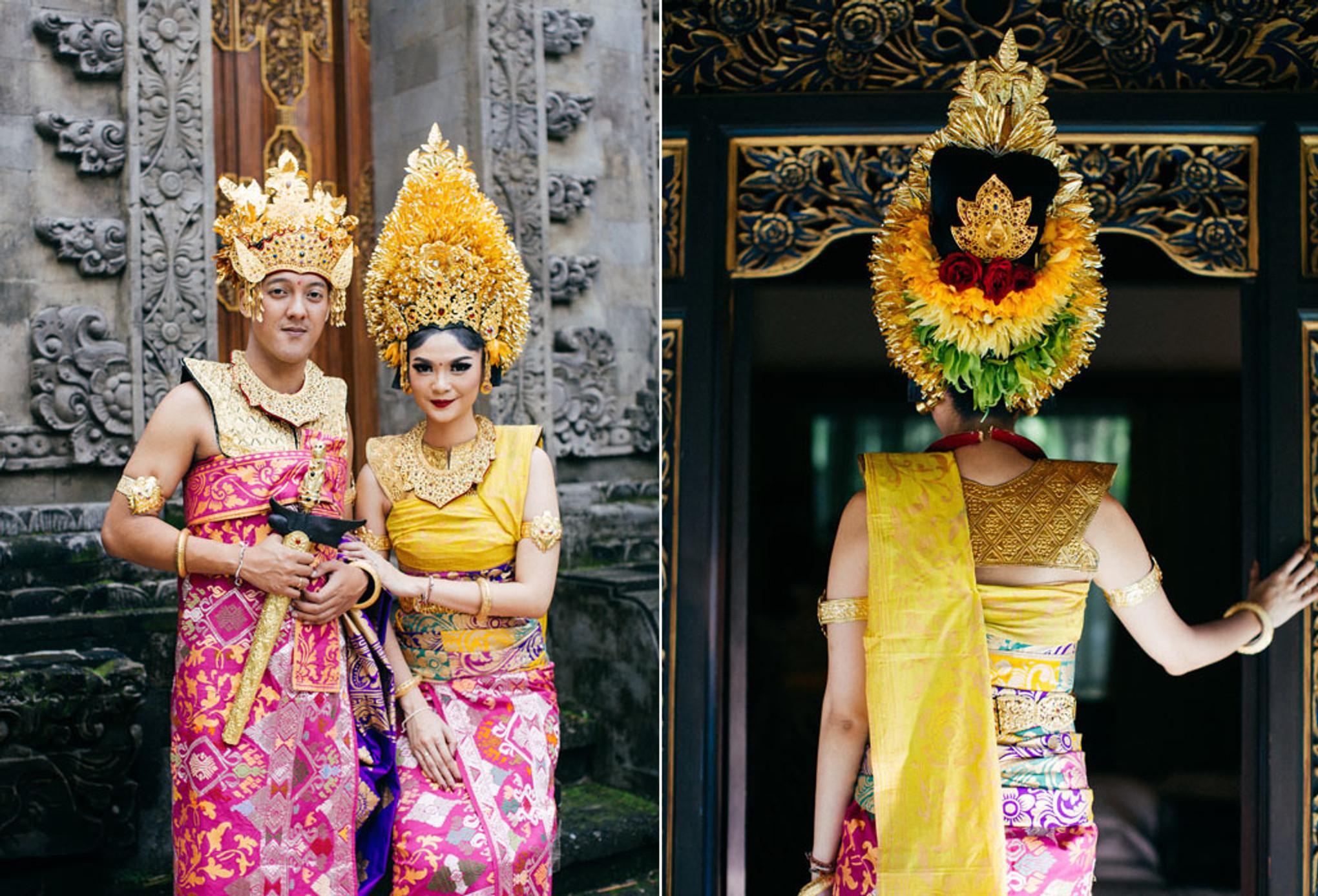 14 Mahkota Adat Pernikahan Tradisional Indonesia