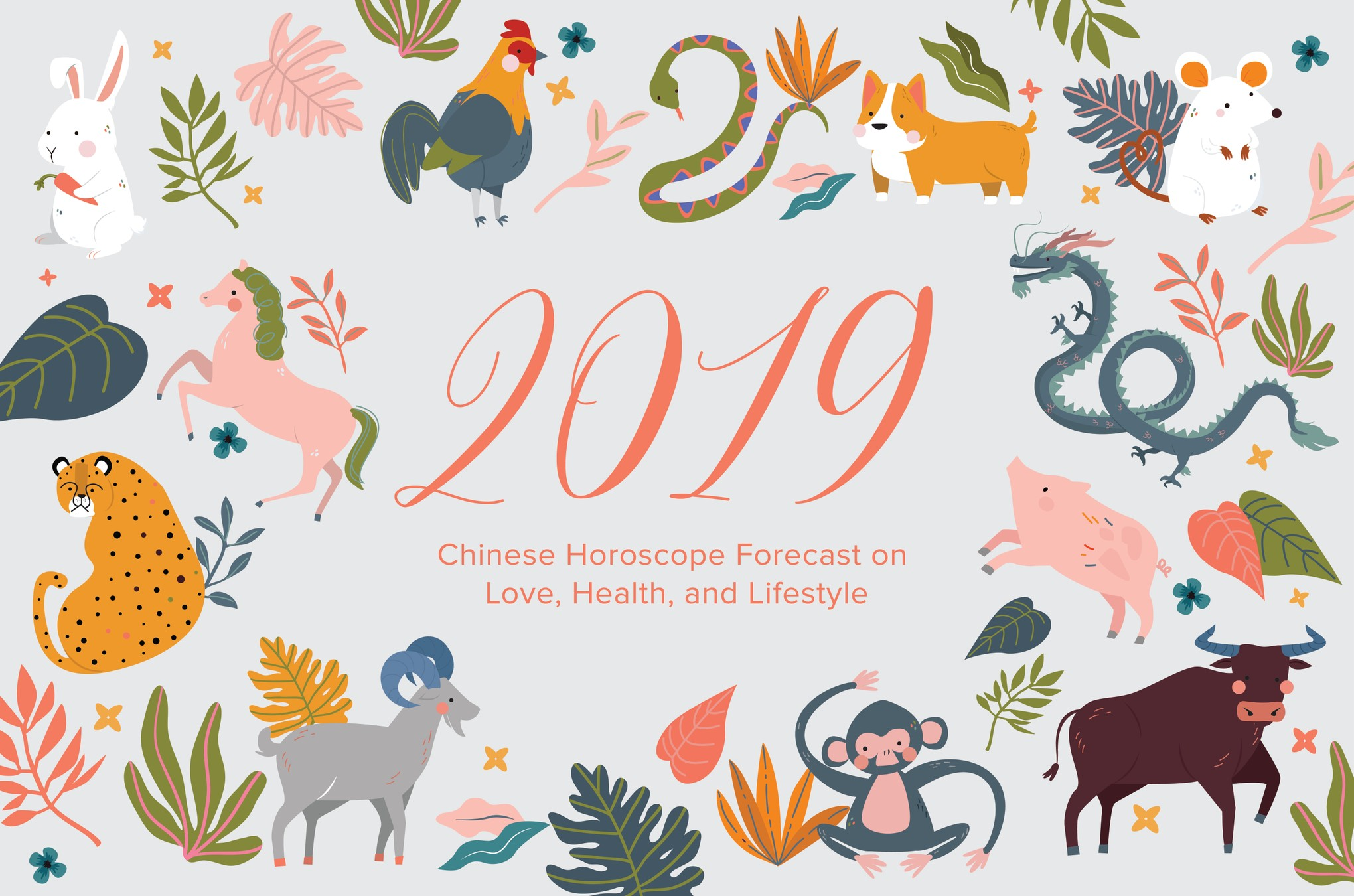 2019 Chinese Horoscope Forecast On Love Health And Lifestyle Bridestory Blog
