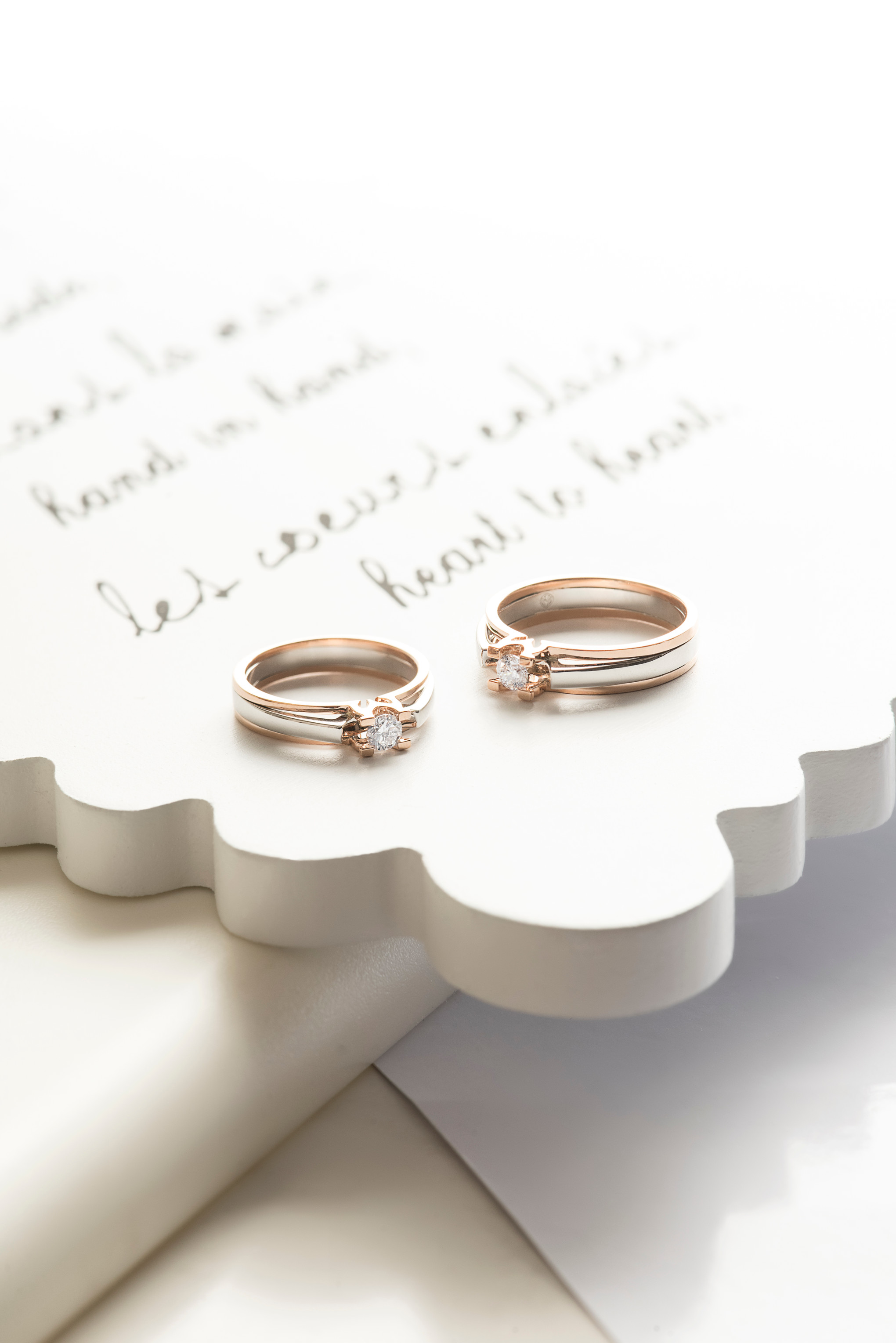 A Guide To Pick The Perfect Wedding Rings By Miss Mondial