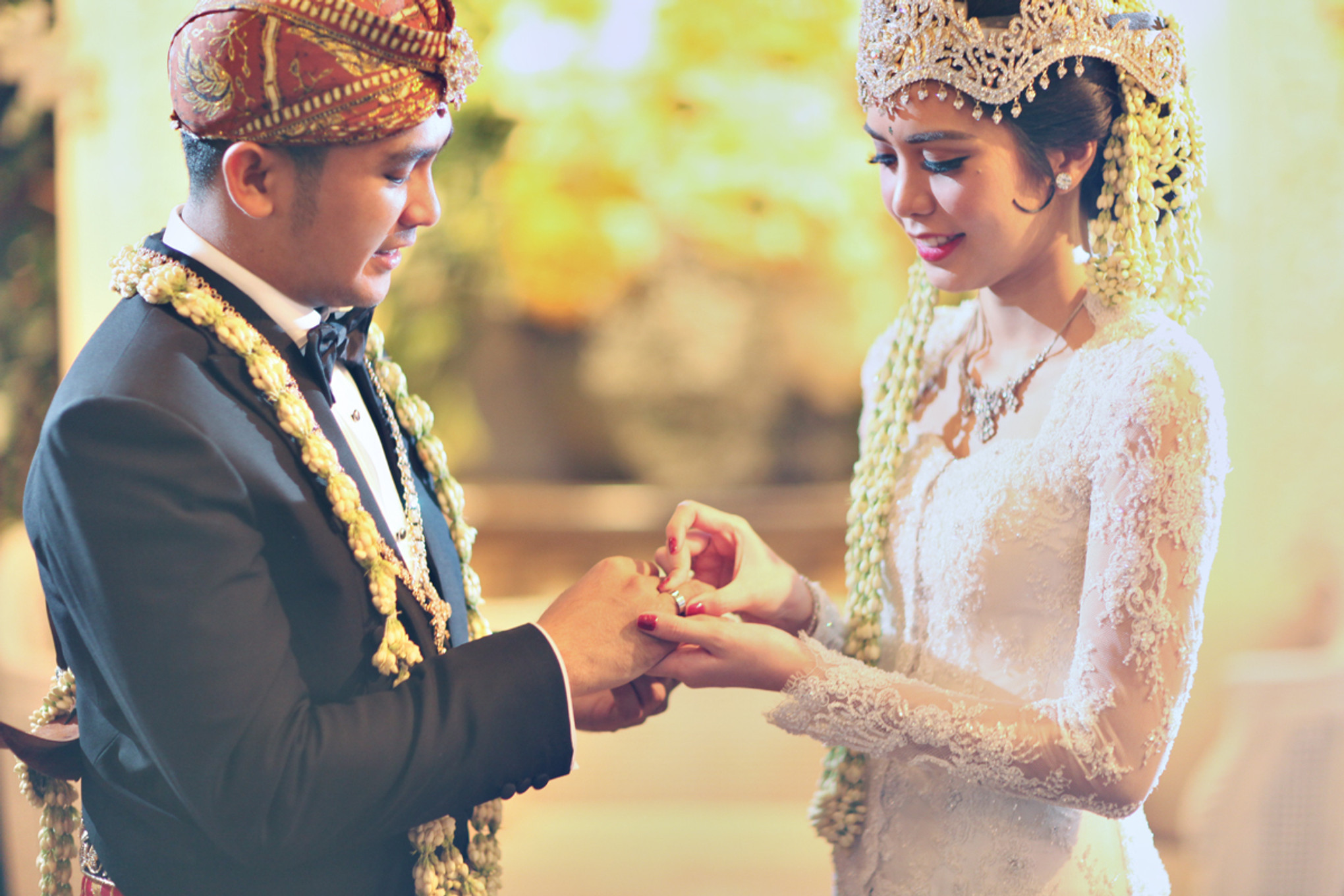 Wedding Traditions Indonesia