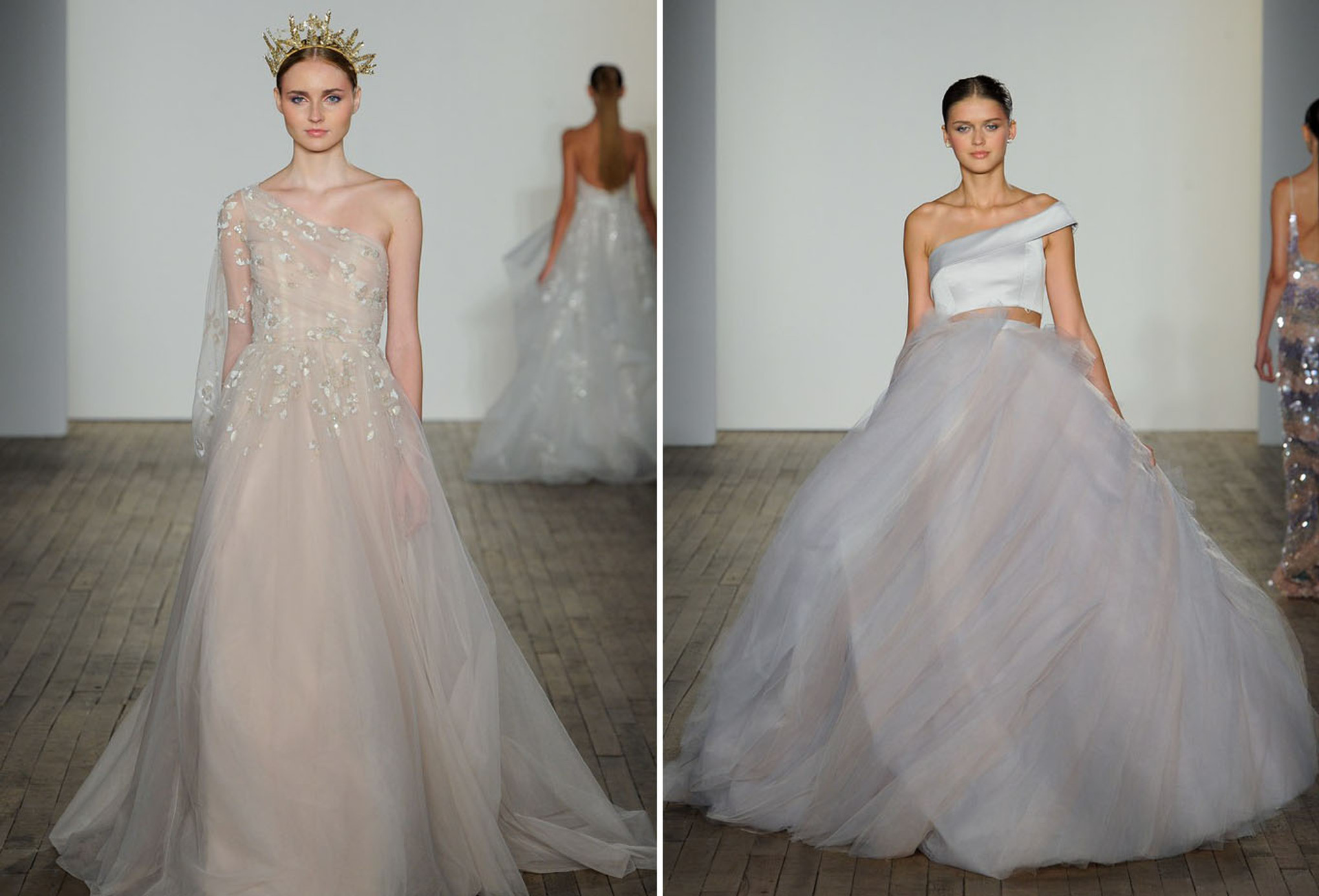 15 Inspiring Wedding Gown Trends From Bridal Fashion Week Fall