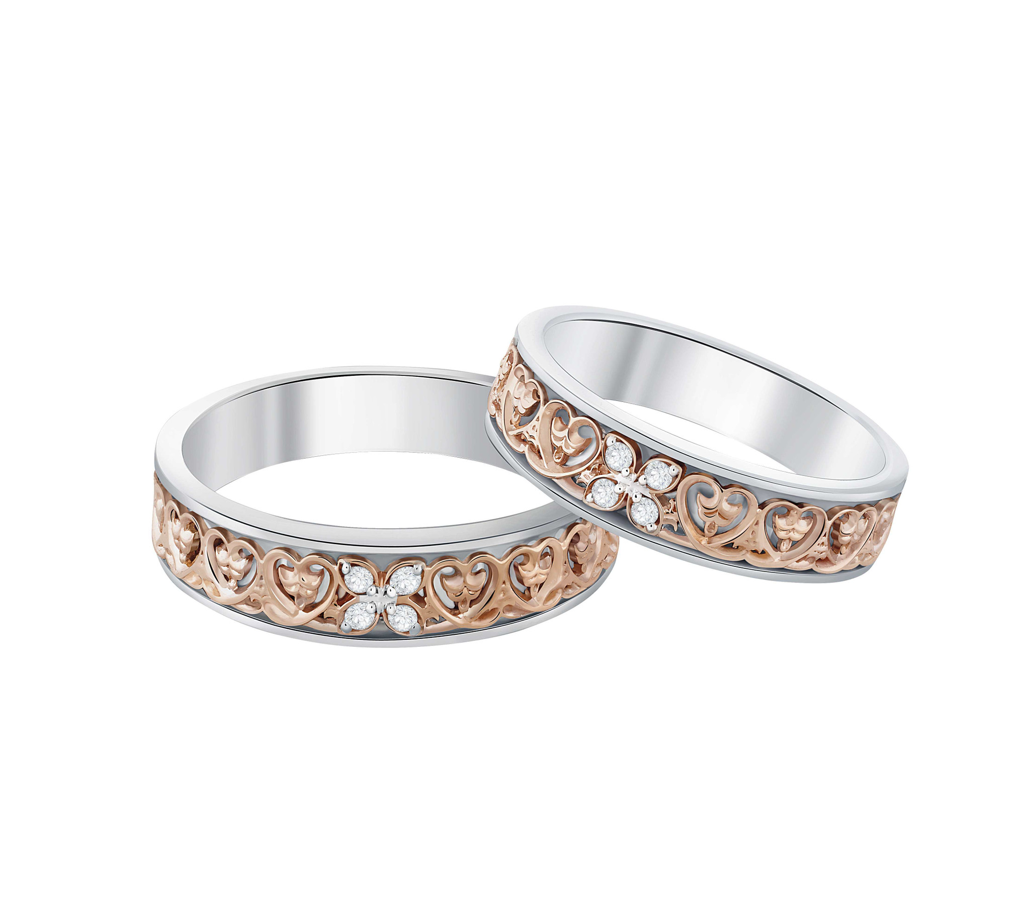 Check Out These Amazingly Cultural Wedding Rings By Anne Avantie