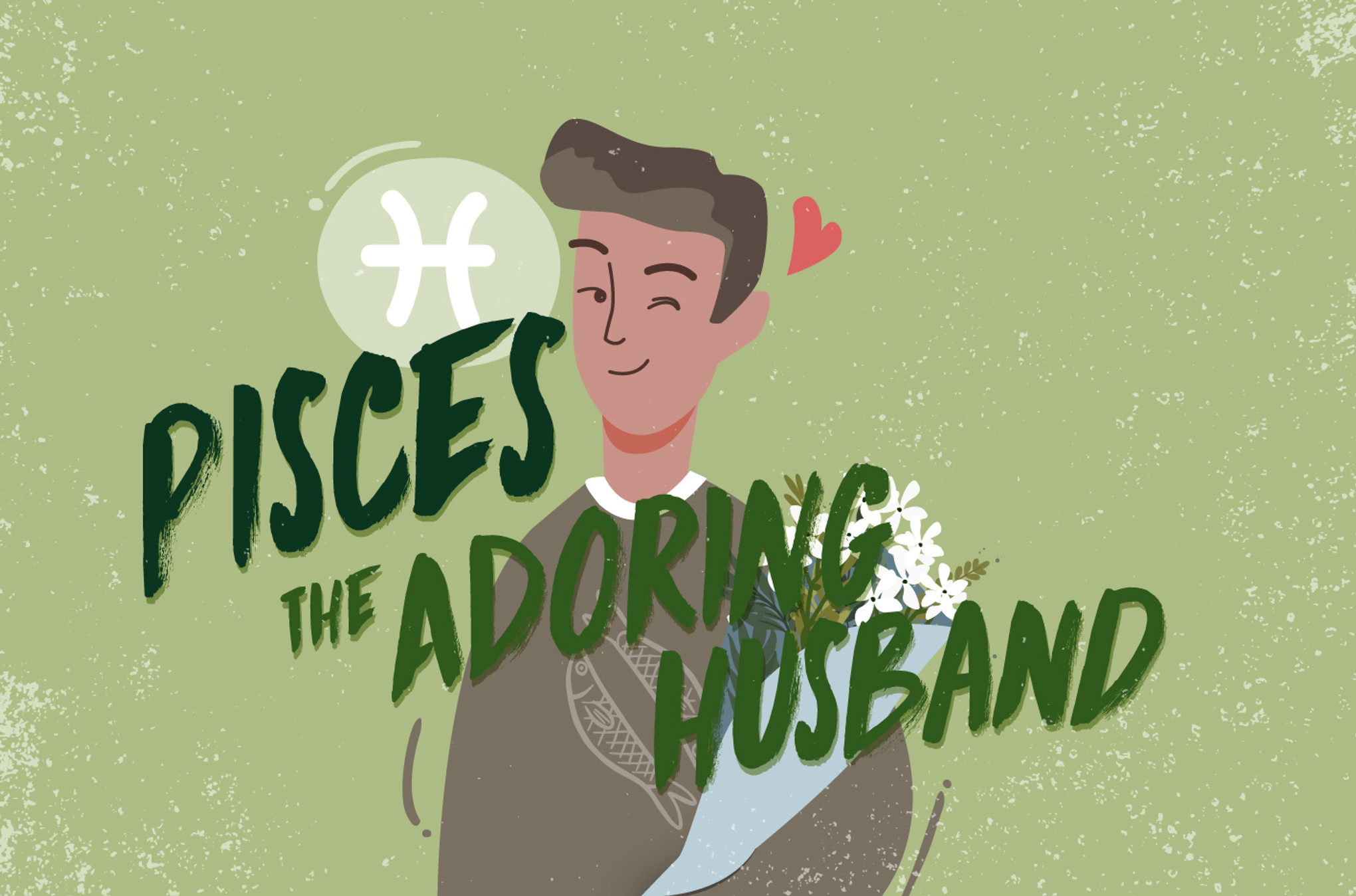 Characterizing the 12 Zodiac Signs as Husbands - Bridestory Blog