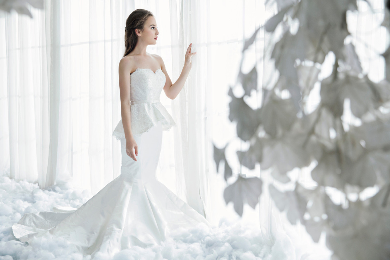 Create the wedding dress of your dreams with exme gallery for Build your dream wedding dress