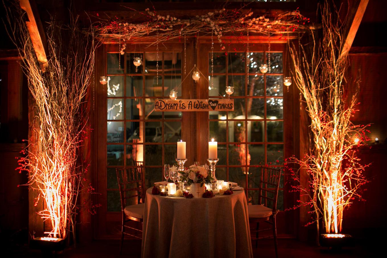 A Romantic Winter Wonderland At Winvian Bridestory Blog