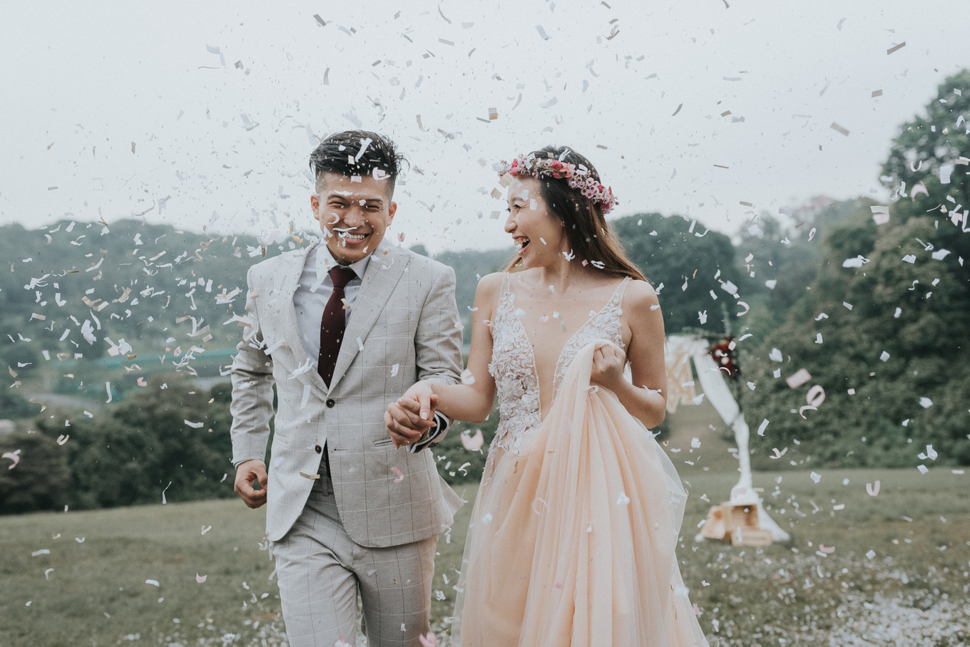 a playlist of korean love songs for your wedding day
