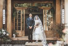 STUDIO 55 - KOREA PRE-WEDDING by Kwedding