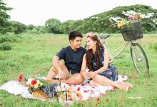 Aries and Joy Engagement Session at The Farm Cavite by Fresh Minds Digital Photography