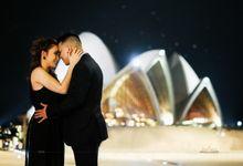 A Sydney  Australia Engagement Session by Fresh Minds Digital Photography