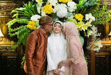 Nadhira & Sandy - Wedding Day by Fotologue Photo