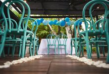 Actual Wedding Day - Benjamin & Yi Yuan by A Merry Moment