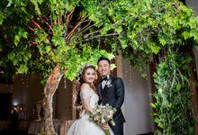 Wedding 0f Welly & Phang by Amoretti Wedding Planner