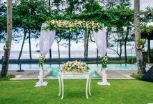 Intimate Wedding at Puri Nirwana Villa by Mira Mi Bali Wedding