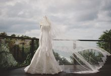 Eduardo & Margareta @ Ungasan Clifftop Villa Ambar by Bali Dream Day