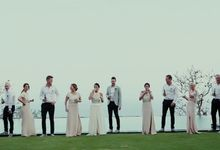 Georgina and Peter by Point One Designs