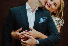 Intimate post wedding session of Corina & Razvan by Ario Narendro Photoworks