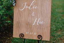 Hoc & Julie @ Villa Jeeva Saba by Bali Dream Day