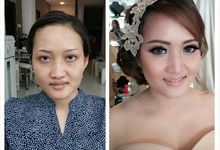 Make Up by La Rose Bridal Specialist