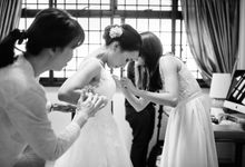 W Hotel Singapore Wedding Day by John15 Photography