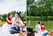 Franky and Helen - Engagement Session by The Wagyu Story