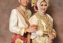 Sapto & Dhisty Wedding by Bantu Manten wedding Planner and Organizer