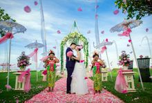 Wedding of WP & LY at Grand Mirage by Max.Mix Photograph