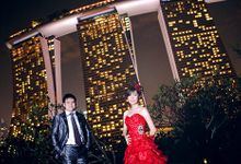 Pre Wedding Singapore Kimthu & Christin by Javas