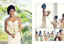 David & Rose by Bali Exotic Wedding Organizer