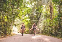 Casual Couple [Night/ Day] Photography - Ubin Adventure with Liting & Don by Knotties Frame