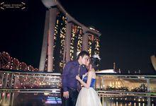 Pre Wedding Singapore Kimthu & Christin by Javas