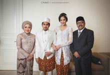 Raka & Mega - Wedding Day by Camio Pictures