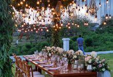 Deon & Astri Wedding by Nagisa Bali