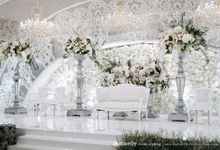 The Wedding of Hananto & Choerunissa by Butterfly Event Styling