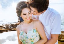 Pre Wed - William & Angel by Twins photography