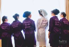 Wedding - Dion & Clarissa by Twins photography