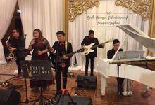 Nico & Nerissa Wedding by Sixth Avenue Entertainment