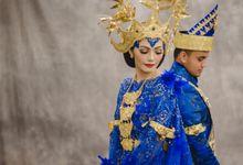 Ray Zulham & Milka Anisa Wedding by Venema Pictures