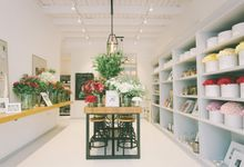 Visit Us by The Floral Atelier