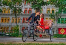 Anom & Kiki Pre-wedding Photos by Kania Bali Wedding