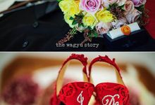 Sigit & Carollinna | The Wedding by The Wagyu Story