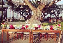 Indra & Alana by Bali Dream Wedding