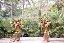 Romantic Elopement in Ubud by Hari Indah Wedding Planning & Design